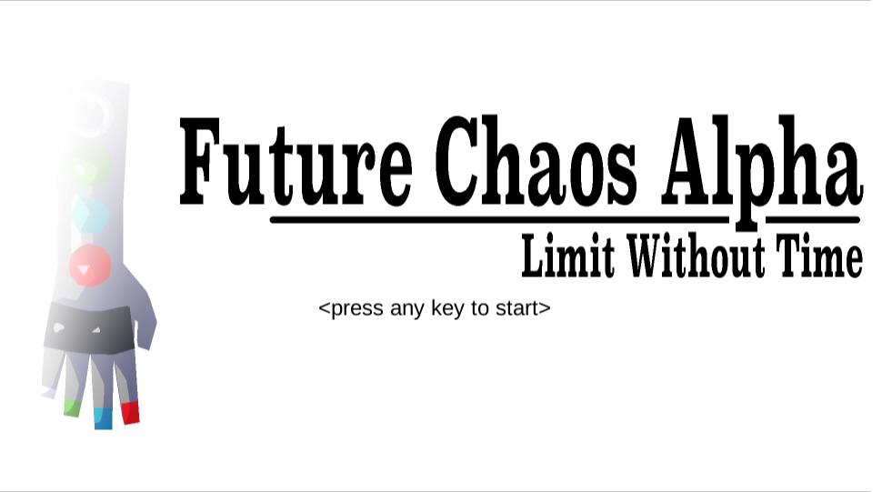 Future Chaos Alpha Screenshot